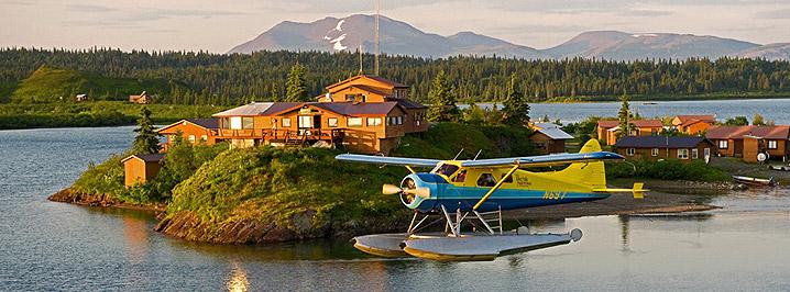 Bristol bay alaska sportfishing lodge alaskan salmon for Alaska luxury fishing lodges