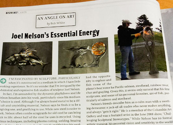 Tikchik's Joel Nelson Featured in Fly Rod and Reel - Tikchik Narrows