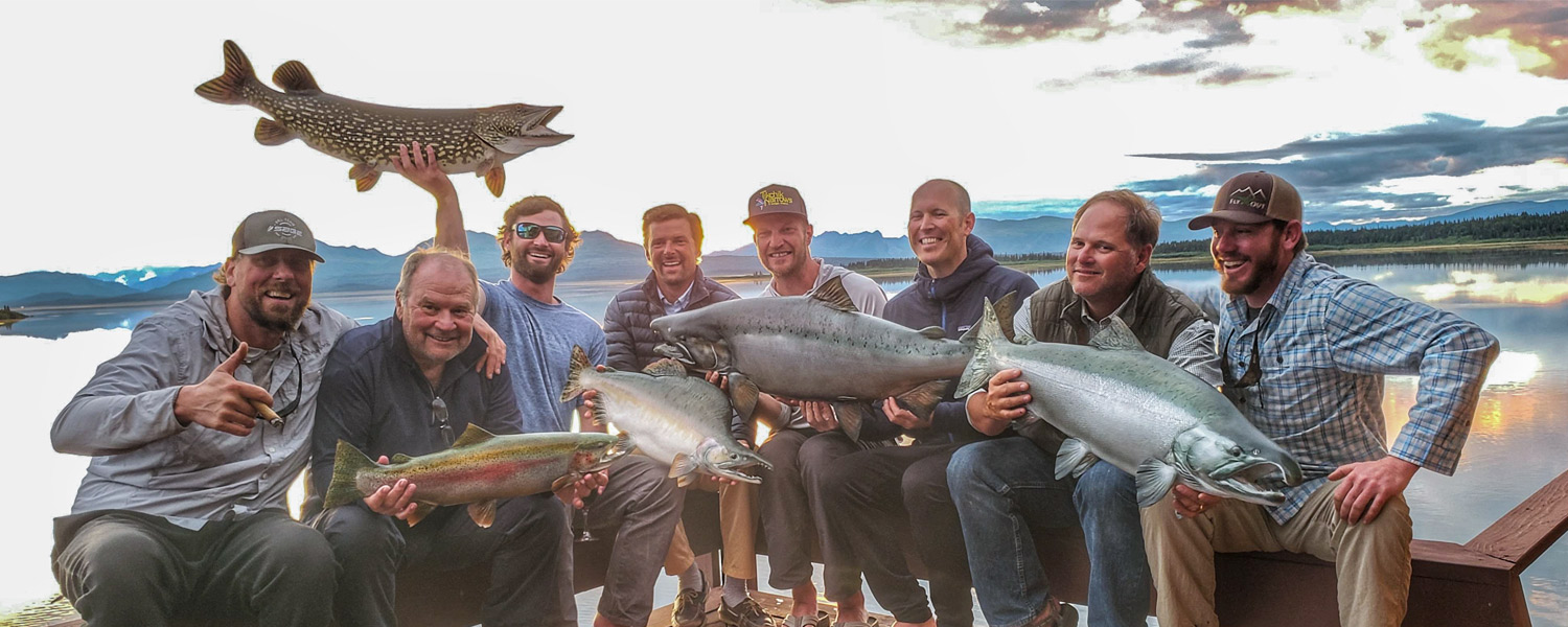 Orvis Endorsed Alaska Luxury Fishing Lodge Service: First Class Service & Hospitality