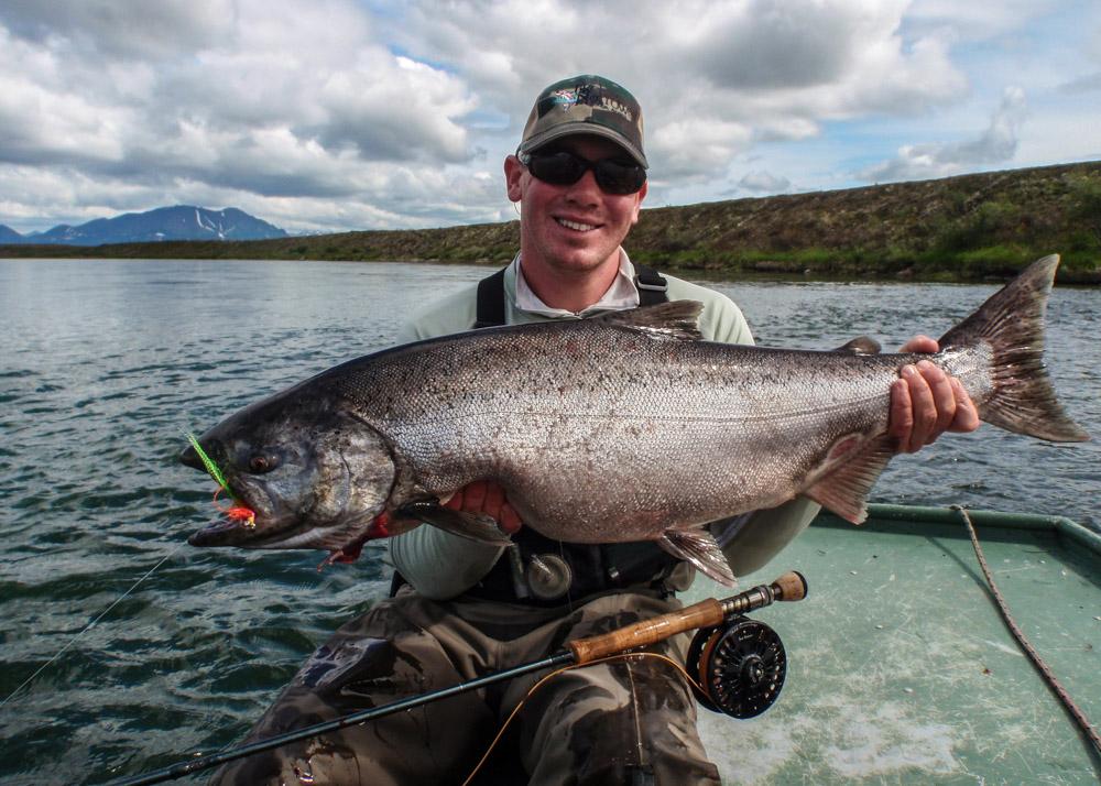 Alaska Fishing Season Chart Bristol Bay Alaska Trout