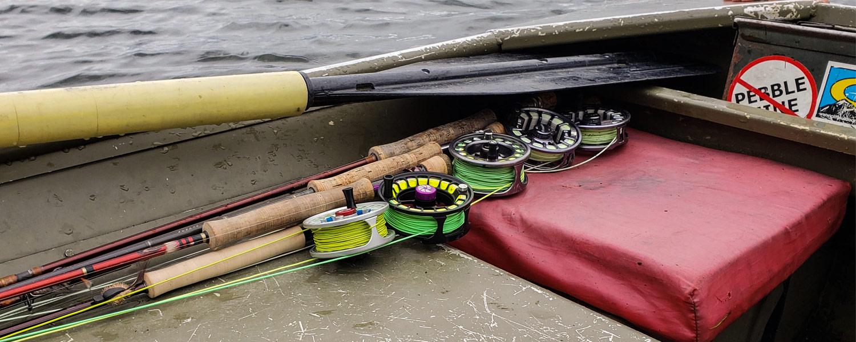 alaska fly fishing shops